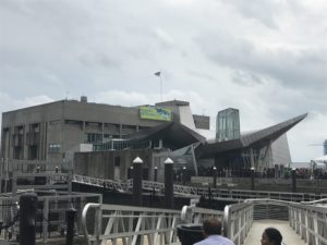 New England Aquarium, Boston, MA – 2017