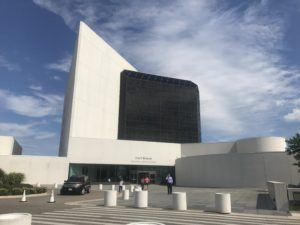 John F. Kennedy Presidential Library and Museum, Boston, MA – 2017