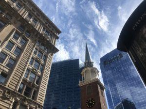 Boston, Massachusetts – 2017